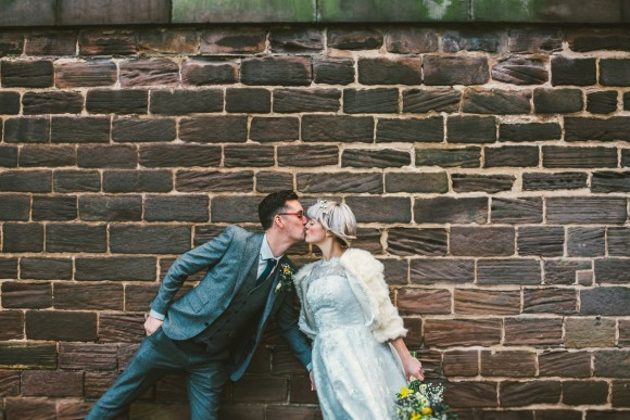 photogenic: a personal & vintage wedding in south yorkshire – nic & nick