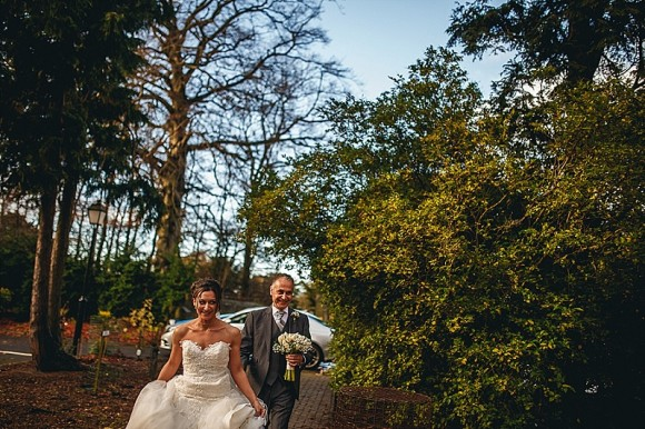 A Pretty Autumn Wedding at The Alnwick Garden (c) Julie Barron Photography (17)