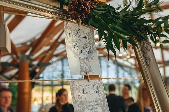 A Pretty Autumn Wedding at The Alnwick Garden (c) Julie Barron Photography (39)