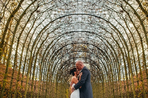 A Pretty Autumn Wedding at The Alnwick Garden (c) Julie Barron Photography (40)