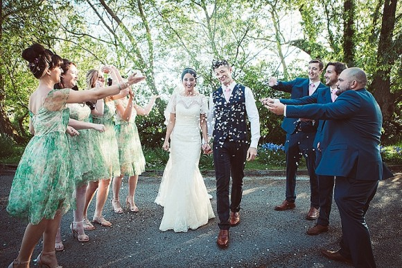 real wedding recap: enzoani for a wonderfully whimsical wedding in the north west – natalie & jamie