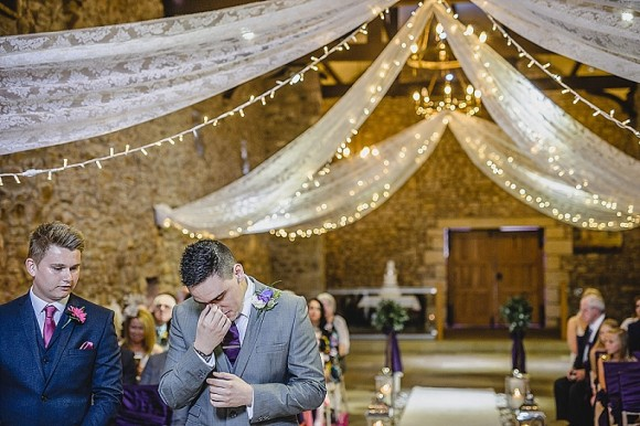 A Vintage Bling Wedding at Browsholme Hall (c) Pixies In The Cellar (11)