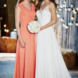 Amelie & Bridesmaid 2262