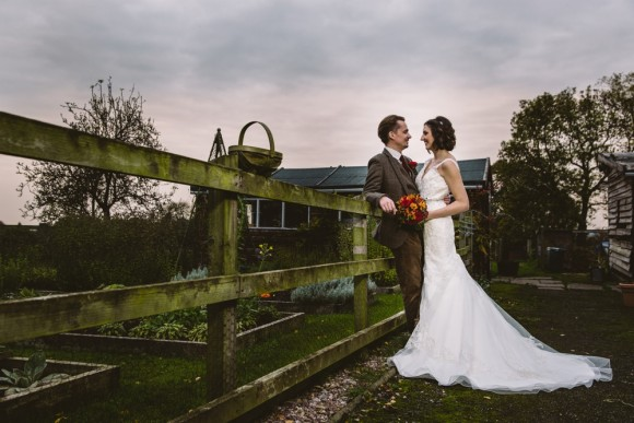 An Autumn Wedding at Hilltop Country House (c) Lee Brown Photography (112)