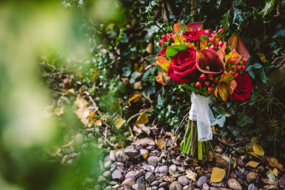 An Autumn Wedding at Hilltop Country House (c) Lee Brown Photography (20)