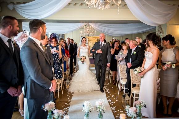 An Elegant Wedding at Eaves Hall (c) James Tracey Photography (16)