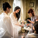 An Elegant Wedding at Eaves Hall (c) James Tracey Photography (2)