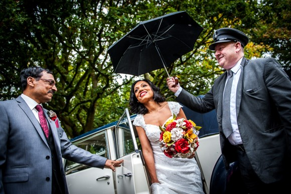 An Elegant Wedding at The Old Grammar School (c) James Tracey Photography (11)