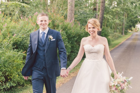 naturally elegant. an english country garden style wedding at woodhill hall – emma & patrick