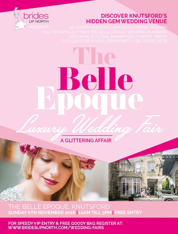 a glittering affair: join us this sunday at the belle epoque
