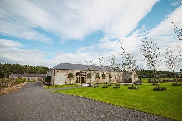 dream venue: healey barn