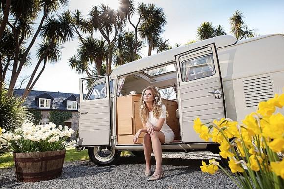 A 60s Inspired Bridal Shoot at Tros Yr Afon (c) Gill Jones Photography (24)