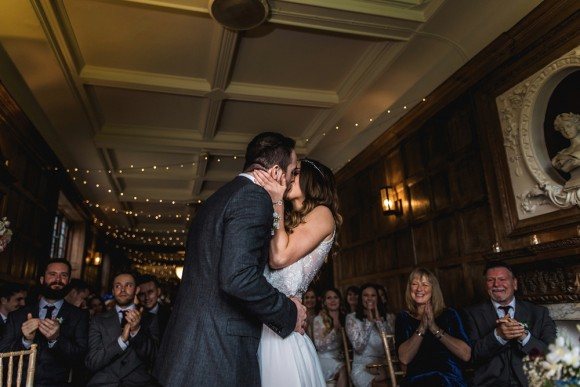 A Romantic Winter Wedding at Grays Court York (c) Andrew Keher (23)