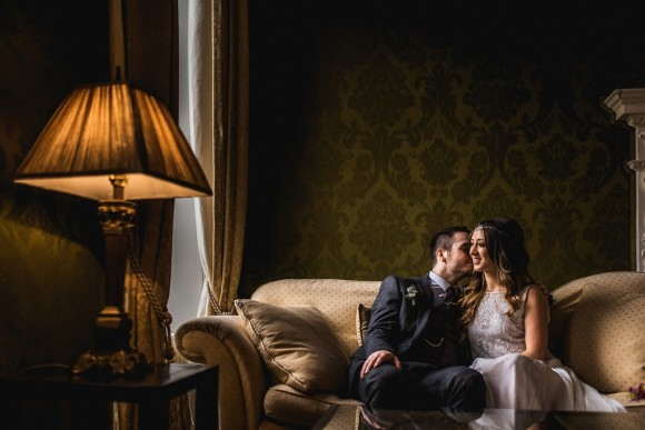 A Romantic Winter Wedding at Grays Court York (c) Andrew Keher (37)