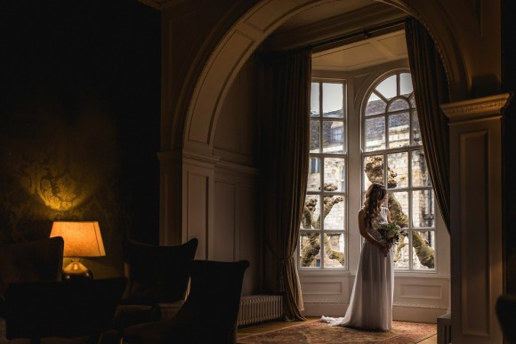 A Romantic Winter Wedding at Grays Court York (c) Andrew Keher (38)