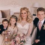 An Opulent Wedding at Lartington Hall (c) Nicola Helen Photography (16)