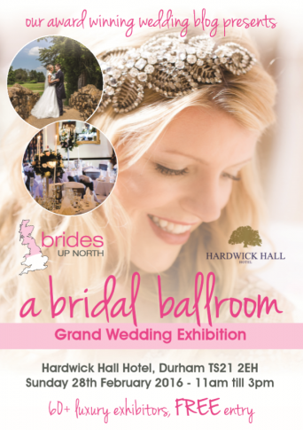 Hardwick Hall Hotel Grand Wedding Fair