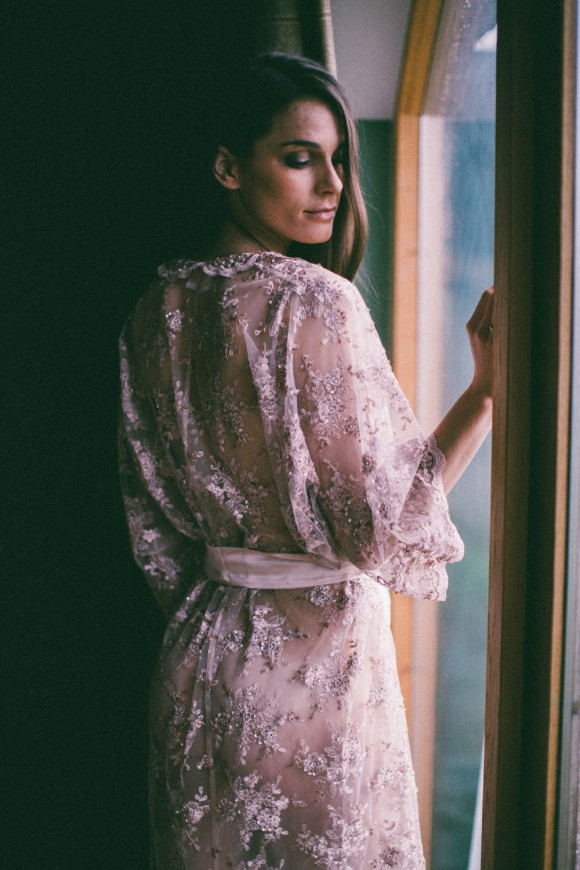 wrapped in luxury: introducing pj'slondon silk nightwear