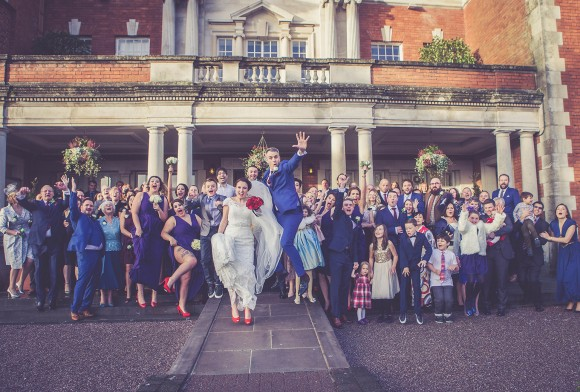 A Christmas Wedding at Eaves Hall (c) Stella Photography (79)