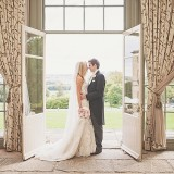 Claire and Anthony Wedding, Close House, Northumberland