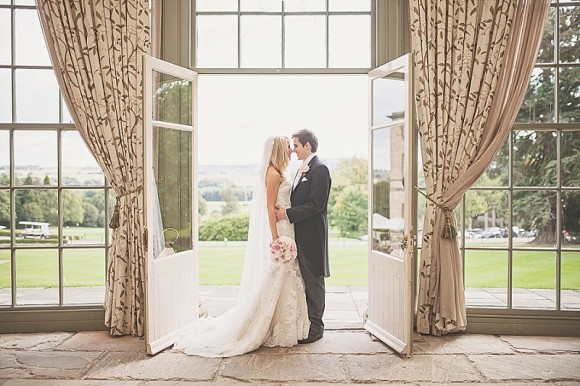 Claire and Anthony Wedding, Close House, Northumberland, north east wedding photography