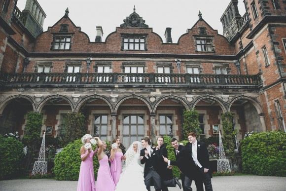A Princess Wedding at Capesthorne Hall (c) Elbowroom Photography (47)