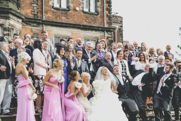 A Princess Wedding at Capesthorne Hall (c) Elbowroom Photography (54)