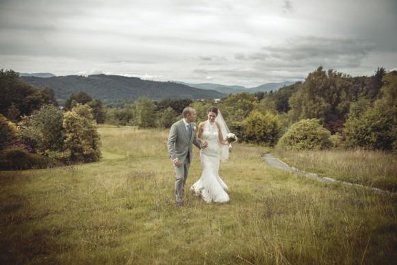 my world. ronald joyce for a romantic wedding at linthwaite house hotel – lauren & james
