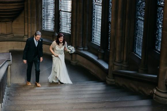 A Vintage Wedding at The Bowdon Rooms (c) Let Love Flourish (26)