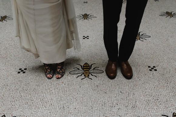 A Vintage Wedding at The Bowdon Rooms (c) Let Love Flourish (35)