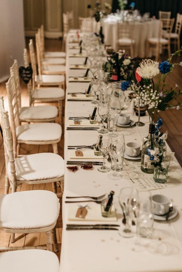 A Vintage Wedding at The Bowdon Rooms (c) Let Love Flourish (49)