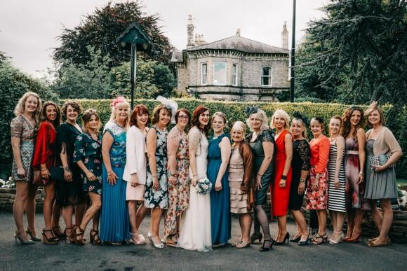 A Vintage Wedding at The Bowdon Rooms (c) Let Love Flourish (57)