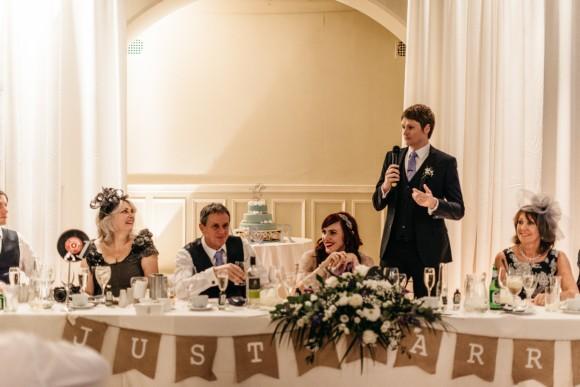 A Vintage Wedding at The Bowdon Rooms (c) Let Love Flourish (59)