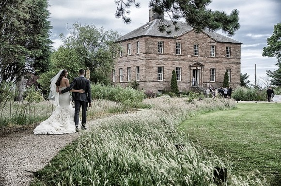 Vera Wang for a wedding at Newton Hall (c) Adamskii Photography (37)