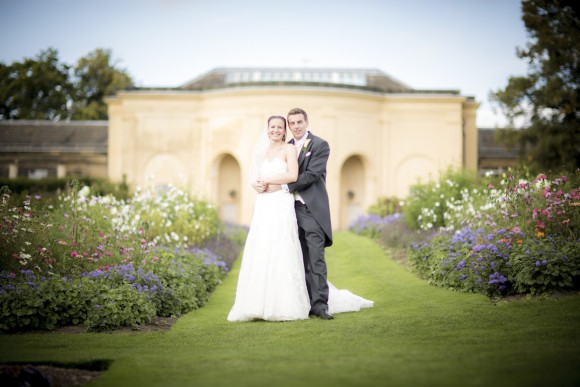 love & lilies. a fairy tale wedding at nostell priory – emma & paul