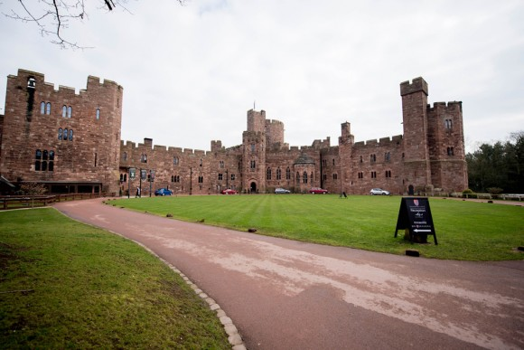 A Fairy Tale Wedding at Peckforton Castle (c) Zen Photographic (3)
