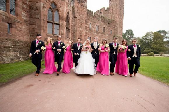 A Fairy Tale Wedding at Peckforton Castle (c) Zen Photographic (41)