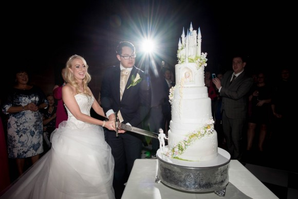 A Fairy Tale Wedding at Peckforton Castle (c) Zen Photographic (49)