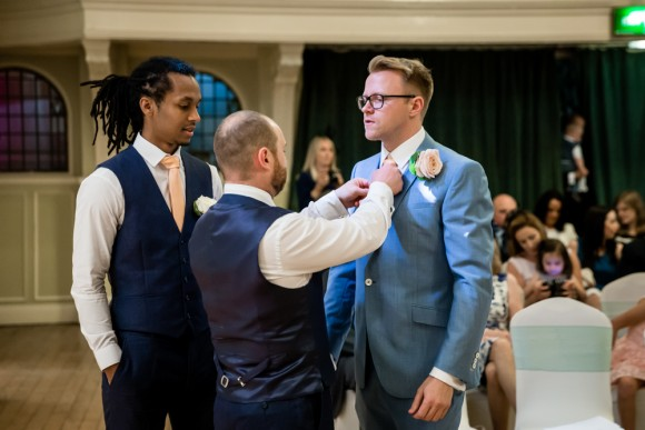 A Sweet Wedding at The Bowdon Rooms (c) Steve Grogan Photography (26)