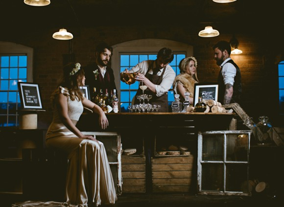 A Vintage Bridal Shoot at The West Mill (c) HBA Photography (47)