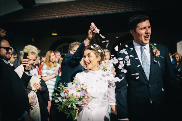 wedfest. a colourful & personal wedding at the bowdon rooms – anna & dan