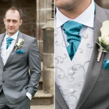 A Water Inspired Wedding at Allerton Castle (c) Laura Calderwood Photography (15)