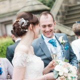 A Water Inspired Wedding at Allerton Castle (c) Laura Calderwood Photography (39)