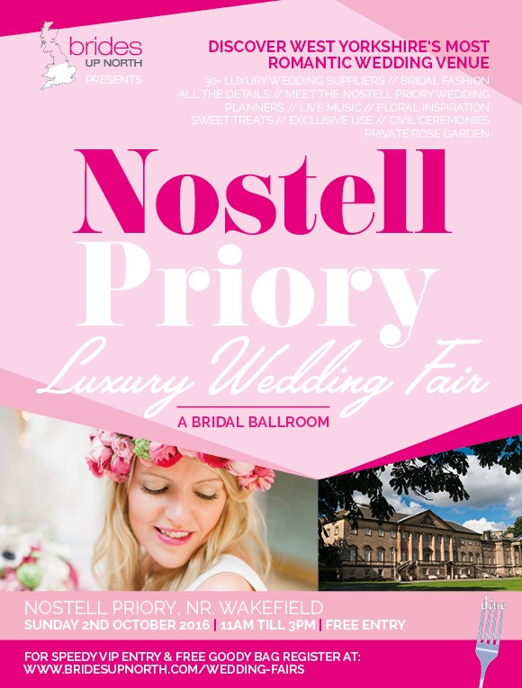 hey #bridesquad? you're invited to nostell priory
