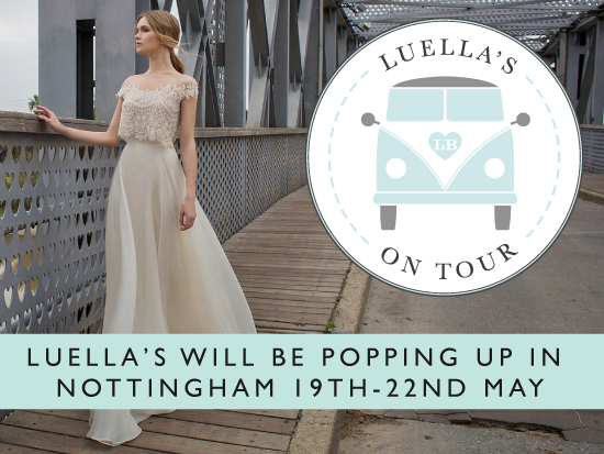 Luella's Pop Up