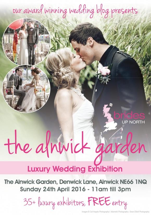 The Alnwick Garden Spring 2016