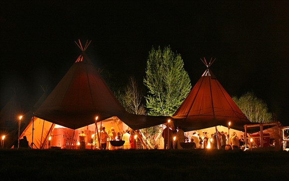diary date: totem tipi launch