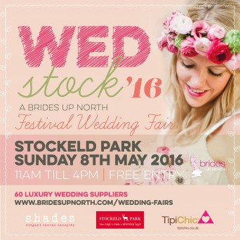 WEDSTOCK'16 Festival Wedding Fair