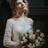 A Bridal Shoot at Chethams (C) Stephen McGowan Photography (12)