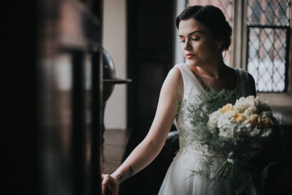 A Bridal Shoot at Chethams (C) Stephen McGowan Photography (28)